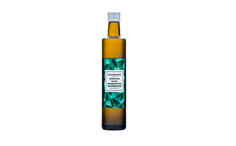 Aceite de oliva Virgen Extra Arroniz Amaiketako 500ml