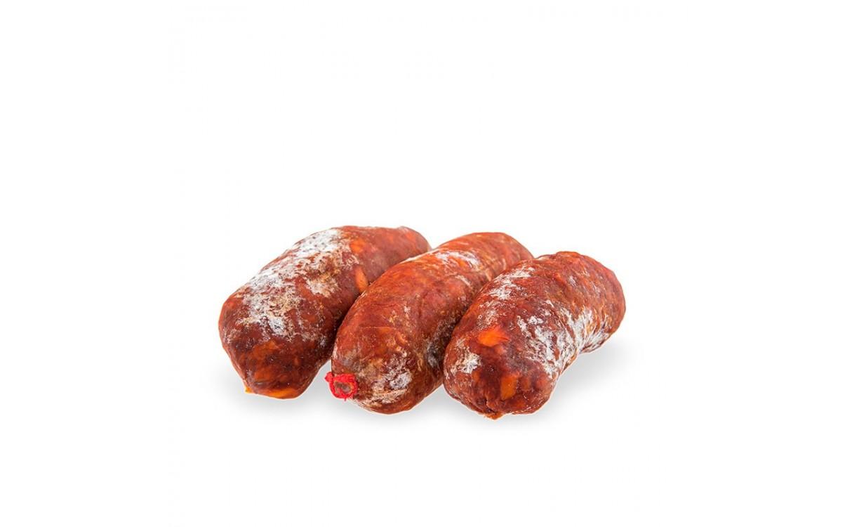 Chorizo ibérico de La Alberca Dulce - 3uds