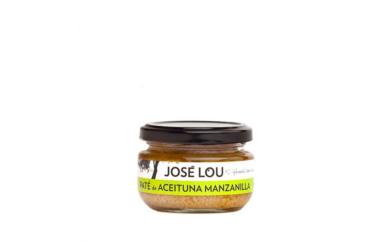 Paté de aceituna manzanilla 120gr